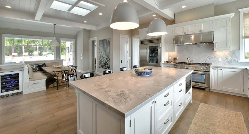 New Treatments to Natural Stone Make Them More Accessible in Kitchens